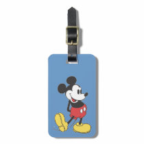 Classic Mickey Bag Tag