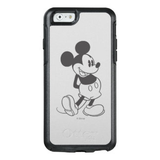 Classic Mickey | Black and White OtterBox iPhone 6/6s Case