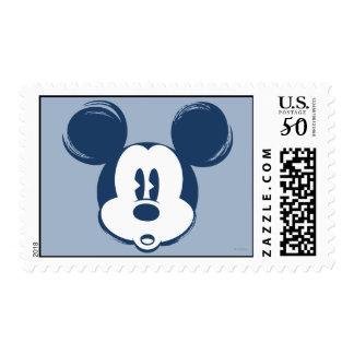 Classic Mickey | Blue Head Postage