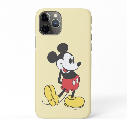 Classic Mickey iPhone 11 Pro Case