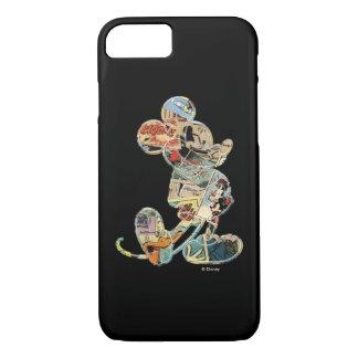 Classic Mickey | Comic Art iPhone 7 Case