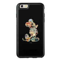 Classic Mickey | Comic Art OtterBox iPhone 6/6s Plus Case