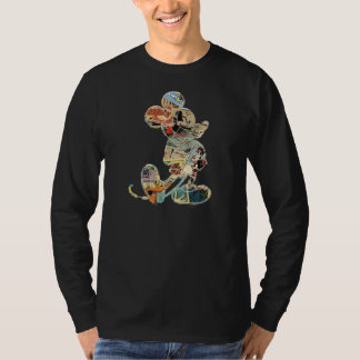 Classic Mickey | Comic Art T-Shirt