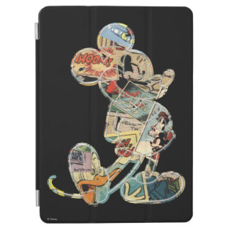 Classic Mickey | Comic Silhouette iPad Air Cover
