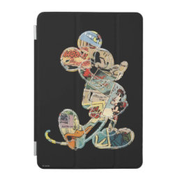Classic Mickey | Comic Silhouette iPad Mini Cover