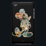 "Classic Mickey | Comic Silhouette iPod Touch Cover<br><div class=""desc"">Mickey Mouse</div>"