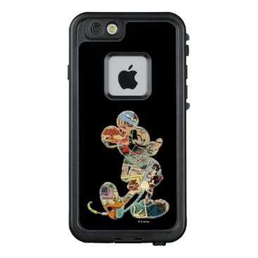 Disney Themed Classic Mickey | Comic Silhouette LifeProof FRĒ iPhone 6/6s Case