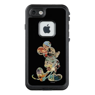 Disney Themed Classic Mickey | Comic Silhouette LifeProof FRĒ iPhone 7 Case