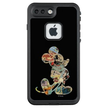 Disney Themed Classic Mickey | Comic Silhouette LifeProof FRĒ iPhone 7 Plus Case