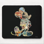 "Classic Mickey | Comic Silhouette Mouse Pad<br><div class=""desc"">Mickey Mouse</div>"