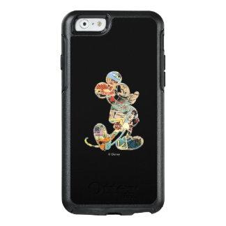 Classic Mickey | Comic Silhouette OtterBox iPhone 6/6s Case