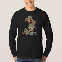 Classic Mickey | Comic Silhouette T-Shirt