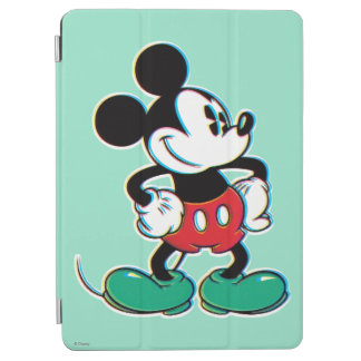 Classic Mickey | Confident Green iPad Air Cover