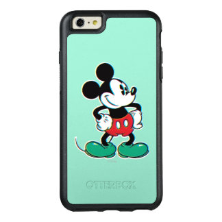 Classic Mickey | Confident Green OtterBox iPhone 6/6s Plus Case