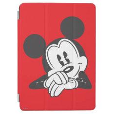 Classic Mickey | Cute Portrait iPad Air Cover at Zazzle