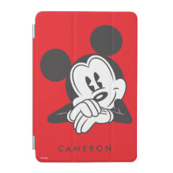 iPad mini Cover with Disney: I Love California design