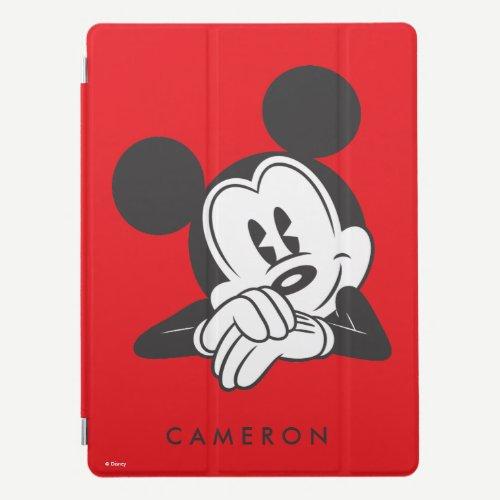 Classic Mickey | Cute Portrait iPad Pro Cover