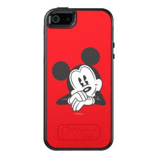 Classic Mickey | Cute Portrait OtterBox iPhone 5/5s/SE Case
