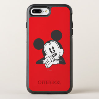 Classic Mickey | Cute Portrait OtterBox Symmetry iPhone 7 Plus Case