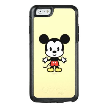 Classic Mickey | Cuties Otterbox Iphone 6/6s Case by MickeyAndFriends at Zazzle