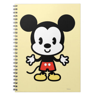 Classic Mickey | Cuties Spiral Notebook