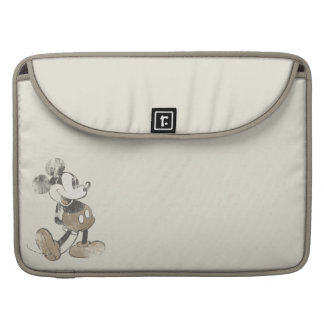 Classic Mickey | Distressed MacBook Pro Sleeve