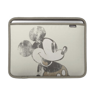Classic Mickey | Distressed MacBook Sleeve