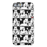 Classic Mickey Face Barely There iPhone 6 Case