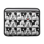 Classic Mickey Face MacBook Air Sleeves