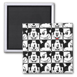 Classic Mickey Face Refrigerator Magnet
