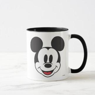 Classic Mickey Face Mug