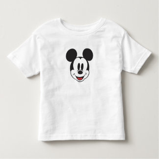 Classic Mickey Face Toddler T-shirt