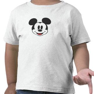 Classic Mickey Face Tee Shirts