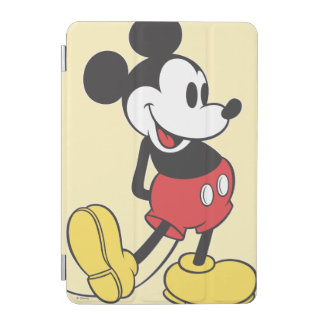 Classic Mickey | Hands Behind Back iPad Mini Cover