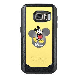 Classic Mickey | Head Icon OtterBox Samsung Galaxy S7 Case
