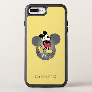 Classic Mickey | Head Icon OtterBox Symmetry iPhone 7 Plus Case