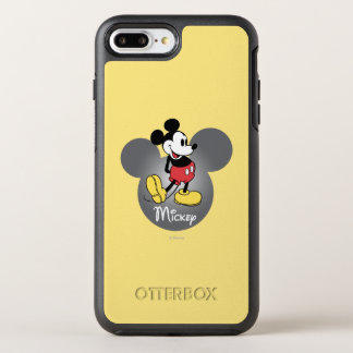 Classic Mickey | Head Icon OtterBox Symmetry iPhone 8 Plus/7 Plus Case