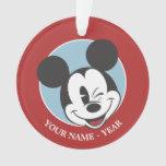 Classic Mickey | Head Tilt Wink Ornament