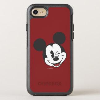 Classic Mickey | Head Tilt Wink OtterBox Symmetry iPhone 7 Case