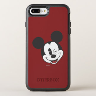 Classic Mickey | Head Tilt Wink OtterBox Symmetry iPhone 8 Plus/7 Plus Case