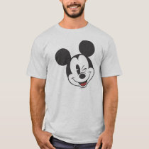 Classic Mickey | Head Tilt Wink T-Shirt