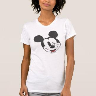Classic Mickey | Head Tilt Wink Tee Shirt
