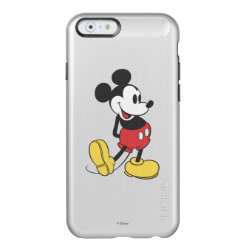 Classic Mickey Mouse Incipio Feather® Shine iPhone 6 Case