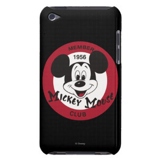 Classic Mickey | Mickey Mouse Club Case-Mate iPod Touch Case