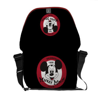 Classic Mickey   Mickey Mouse Club Courier Bag