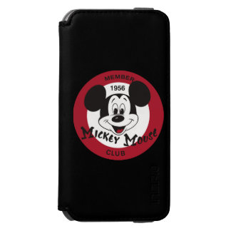 Classic Mickey   Mickey Mouse Club iPhone 6/6s Wallet Case