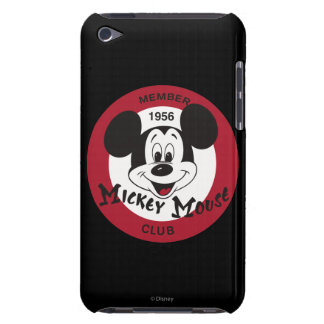Classic Mickey | Mickey Mouse Club iPod Touch Cover