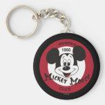 Classic Mickey | Mickey Mouse Club Keychain