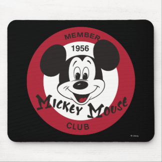 Classic Mickey | Mickey Mouse Club Mouse Pad