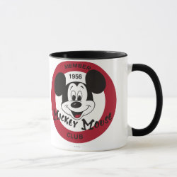 Combo Mug with Mickey Mouse Club Logo design